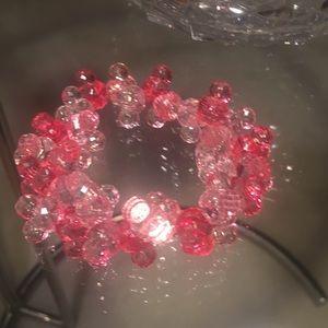 NWOT Disney mouse stretch bracelet